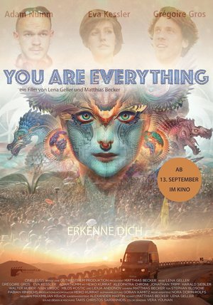 You Are Everything Poster