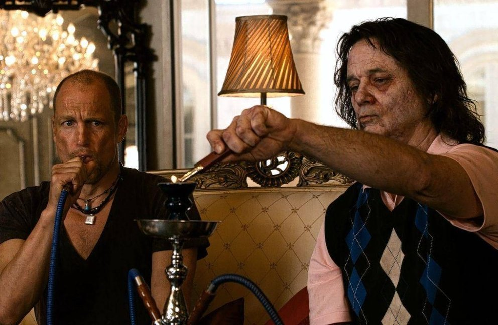 Bill Murray Zombieland Woody Harrelson