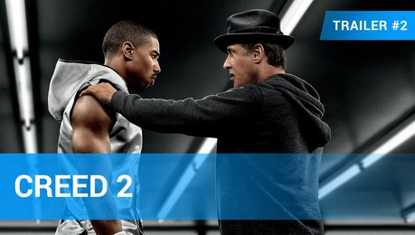 Creed 2: Rocky's Legacy - Trailer #2 Deutsch Poster