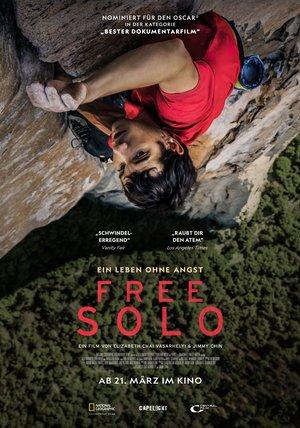 Plakat: FREE SOLO