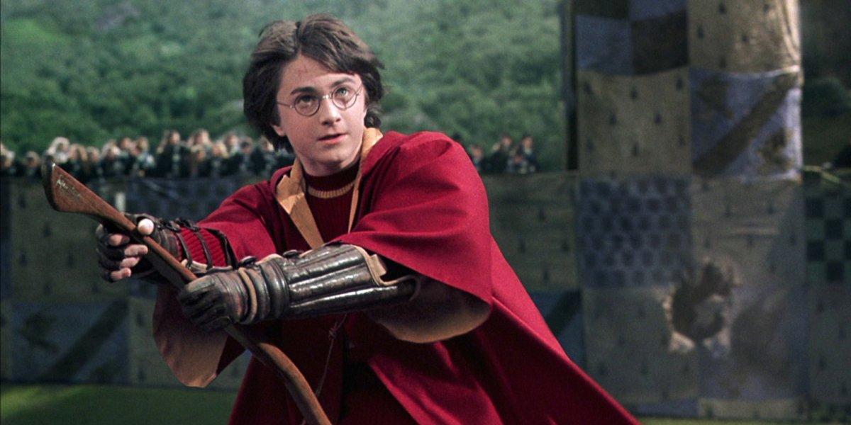 Quidditch Spiel