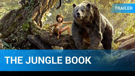 The Jungle Book - Trailer Poster