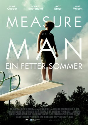 Measure of a Man: Ein fetter Sommer Poster