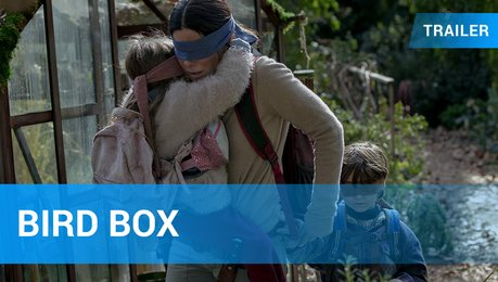 Bird Box - Trailer Deutsch Poster