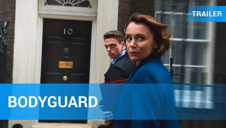 Bodyguard - Trailer (Netflix) Deutsch Poster