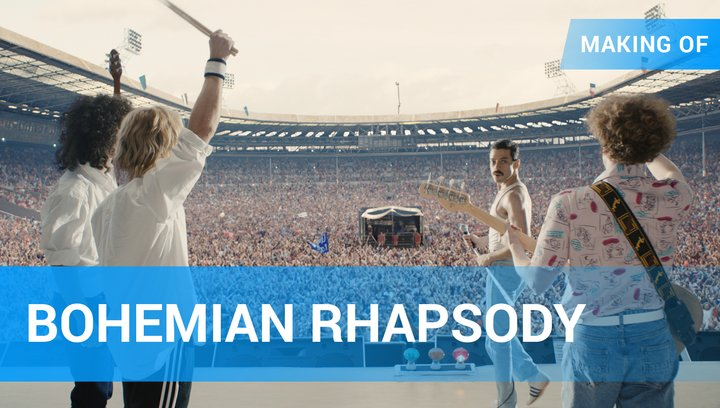 Bohemian Rhapsody - Making Of (Mini) Poster