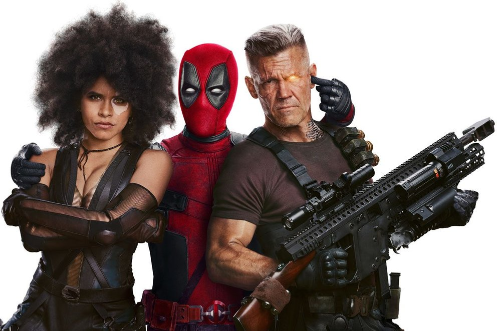 Deadpool 2 Weihnachten FSK 12 2018 neuer Film Dezember