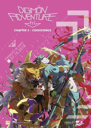 Digimon Adventure tri. Chapter 5 - Coexistence