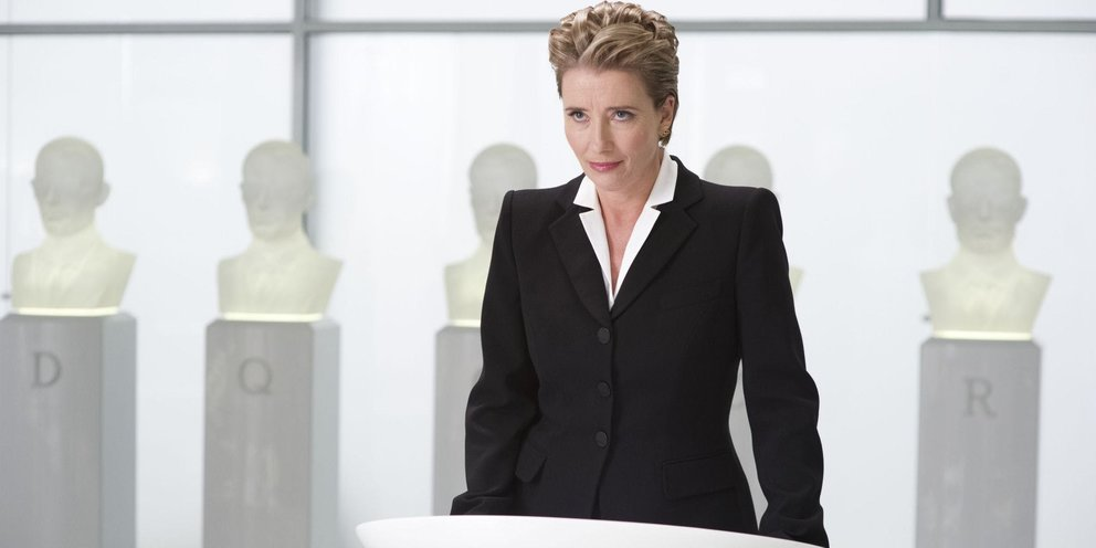 Emma Thompson Men in Black 3 4 2019 Agent O