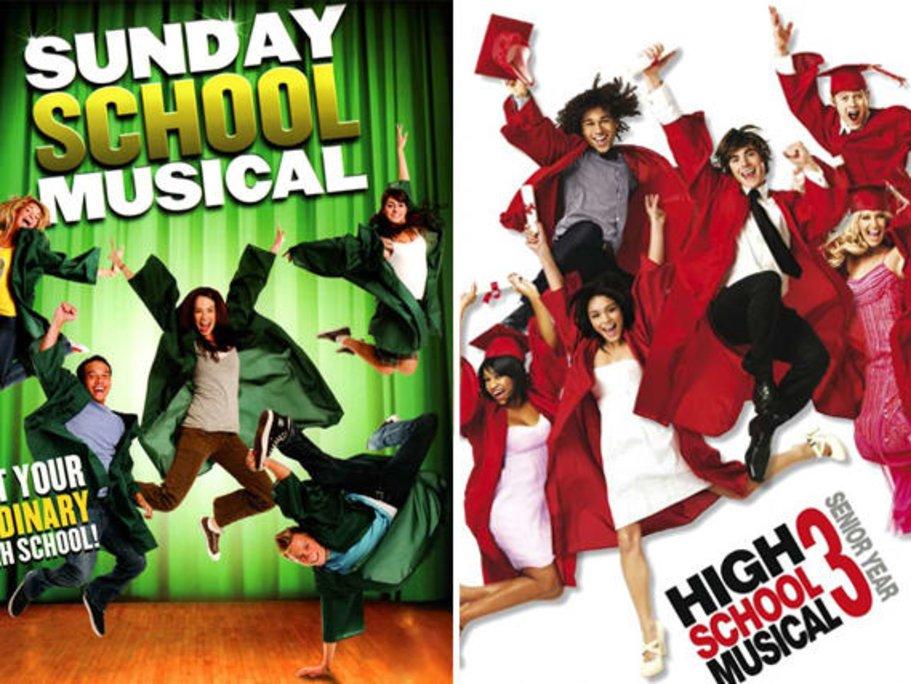 High School Musical Alles nur geklaut