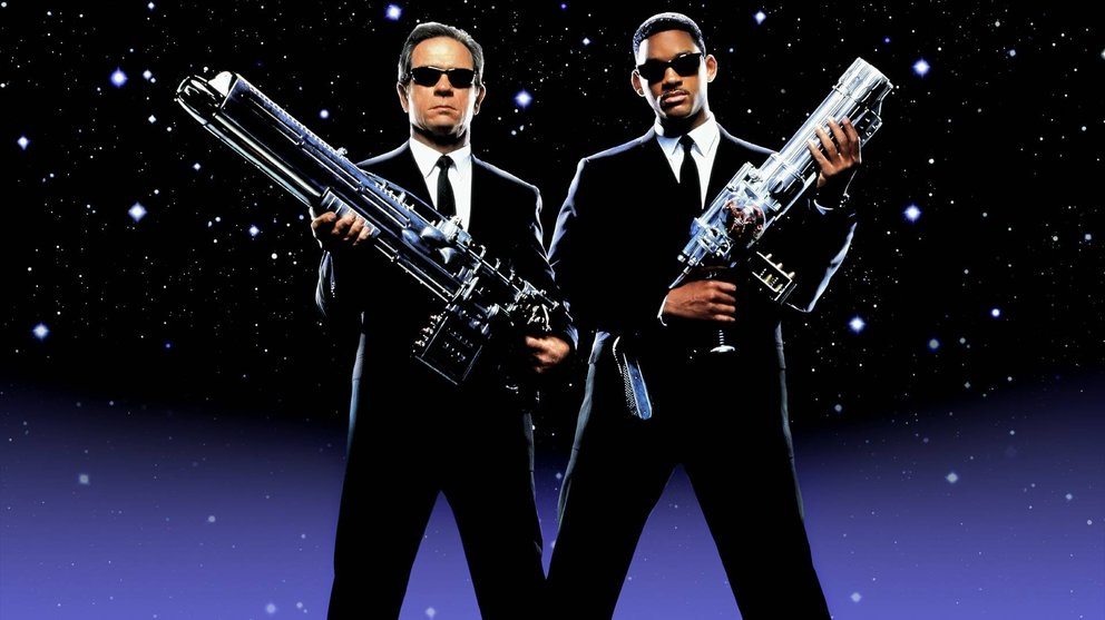 Men in Black 4 2019 Will Smith Tommy Lee Jones