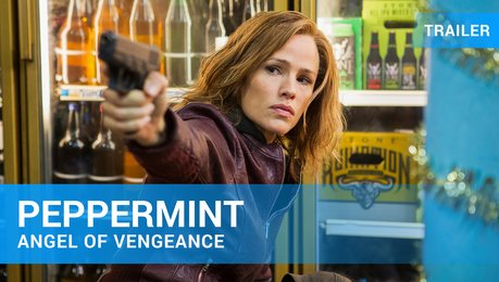 Peppermint - Angel of Vengeance - Trailer Deutsch Poster