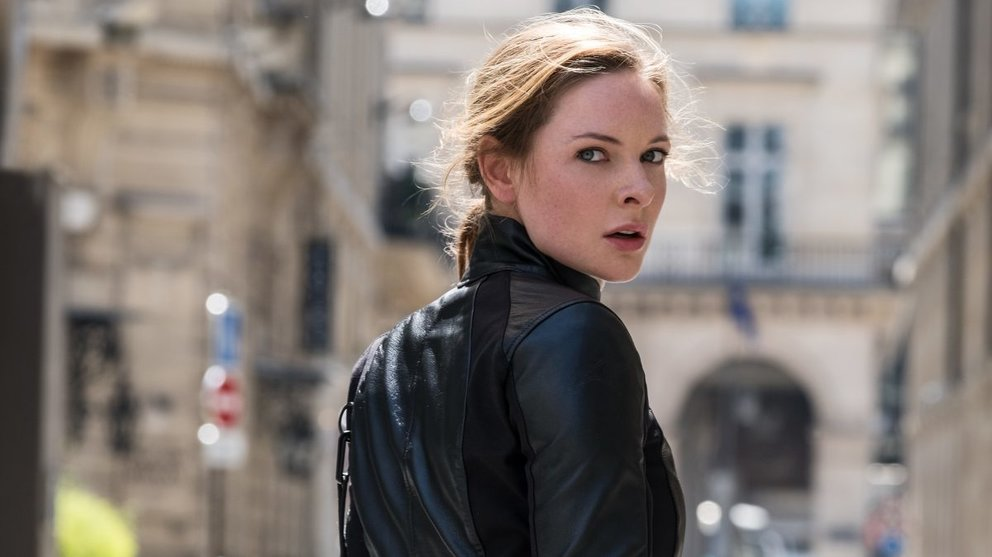 Ilsa Faust Rebecca Ferguson Mission Impossible Fallout 6 Men in Black 4 2019