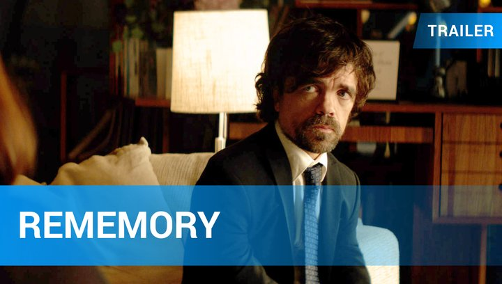 Rememory - Trailer Deutsch Poster
