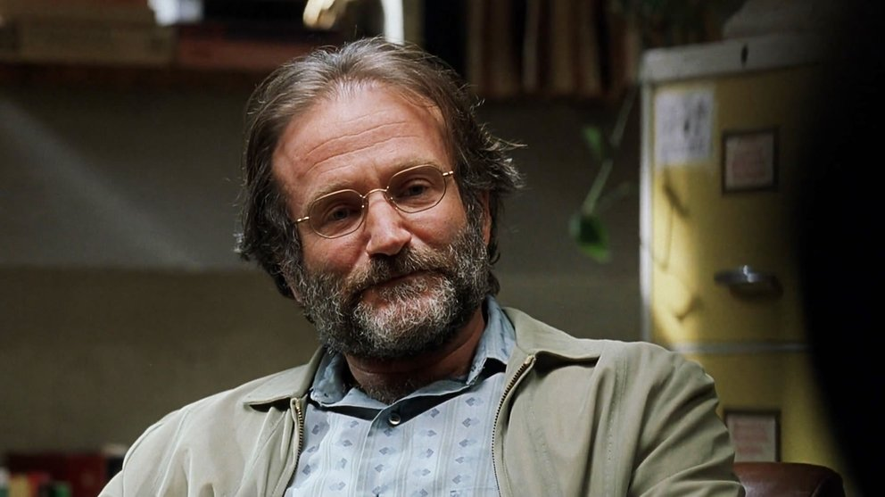 Good Will Hunting Robin Williams Frau