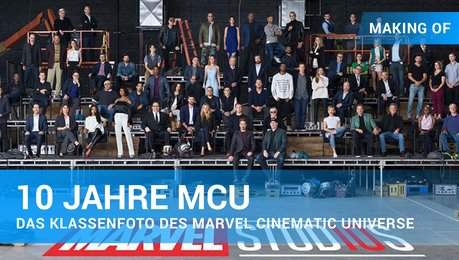 Marvel 10Year Class - Photo - Sonstiges Poster