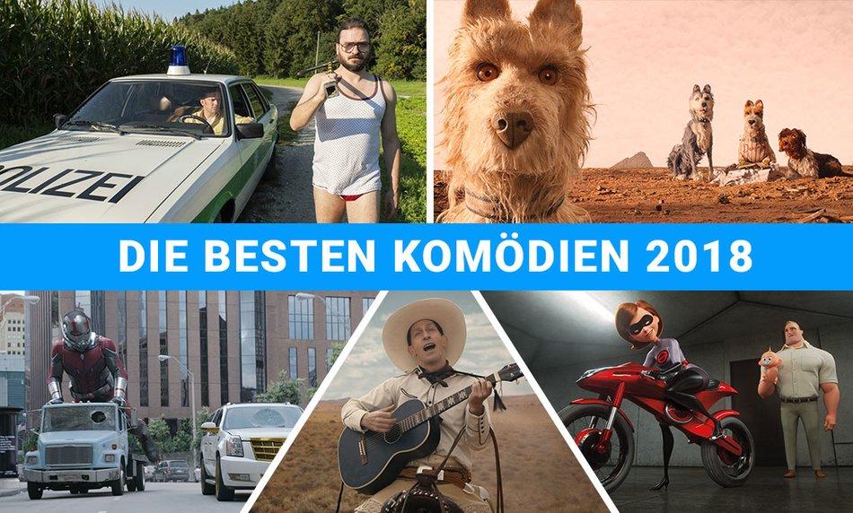 Komödien 2018: Die 16 besten lustigen Filme des Jahres