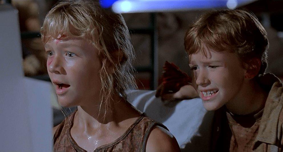 Tim Lex Jurassic Park Fehler Velociraptor