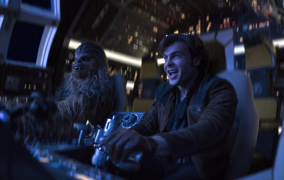 Solo A Star Wars Story Han Alden Ehrenreich Name
