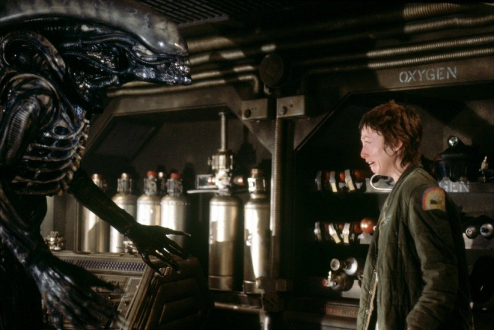 Alien 1979 Veronica Cartwright