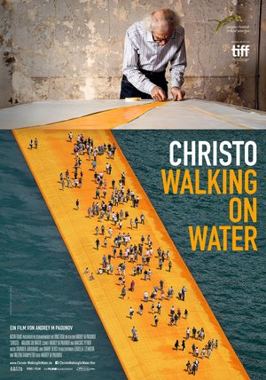 Christo: Walking on Water Poster