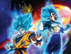 """Dragon Ball Super: Broly"": Deutsche Synchro am 30. Juli im Kino"