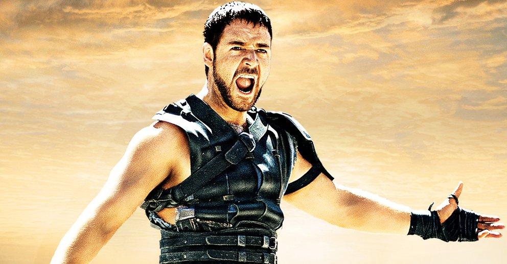 Gladiator Maximus Russell Crowe 2 Fortsetzung Ridley Scott