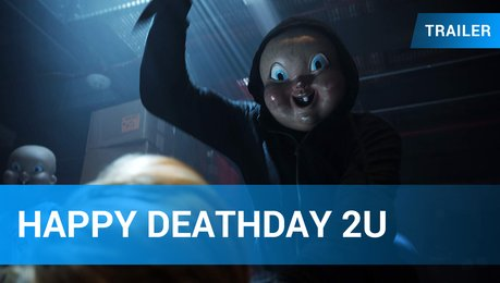 Happy Deathday 2U - Trailer Deutsch Poster