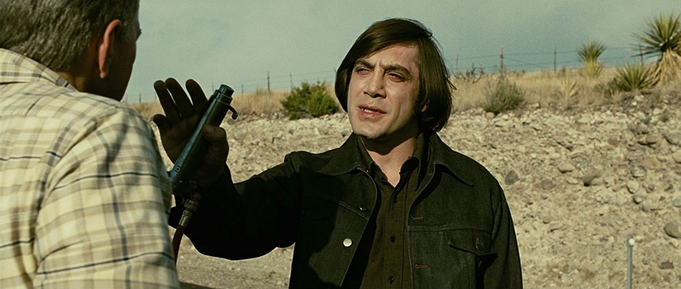 No Country for Old Men 2007 Javier Bardem