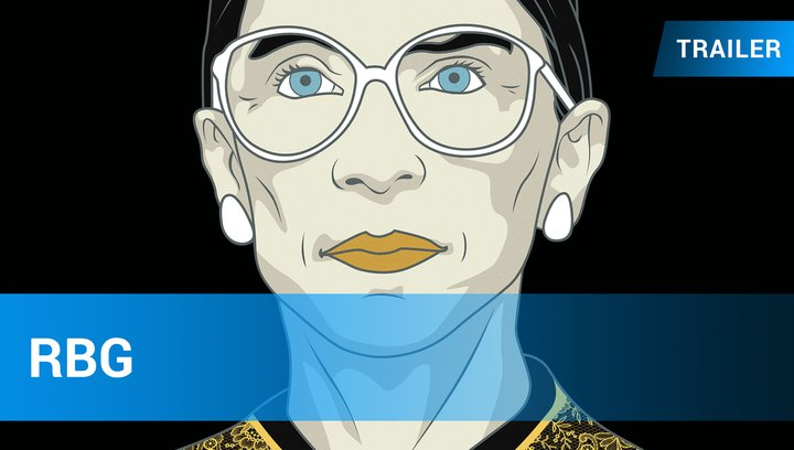 RBG - Trailer Deutsch Poster