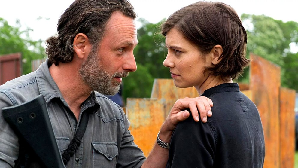 Maggie Rick The Walking Dead Staffel 9 Abschied Aus Tod Ende