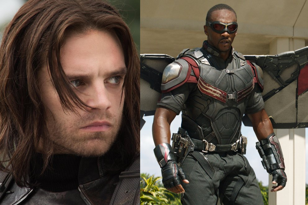 Winter Soldier Falcon Serie Disney Marvel MCU Avengers 4 Streaming limited
