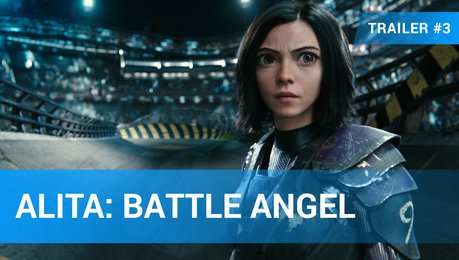Alita: Battle Angel - Trailer 3 Deutsch Poster