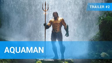 Aquaman Trailer