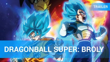 Dragonball Super: Broly Trailer