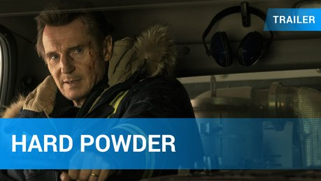 Hard Powder - Trailer Deutsch Poster