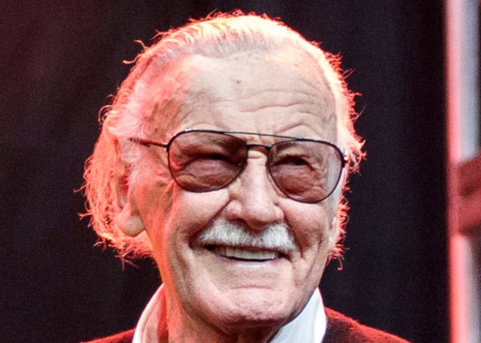 Stan Lee tot Getty