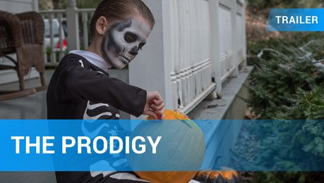The Prodigy - Trailer Deutsch Poster