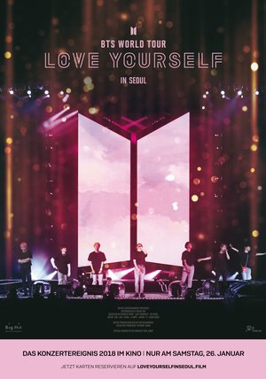 BTS World Tour: Love Yourself in Seoul Poster