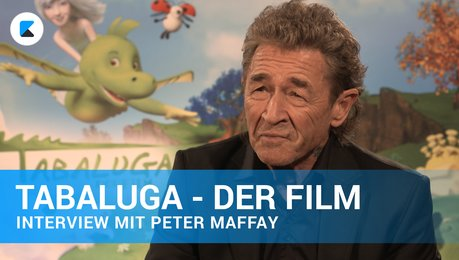 Tabaluga - Interview mit Peter Maffay Poster