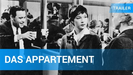 Das Appartement - Trailer Poster