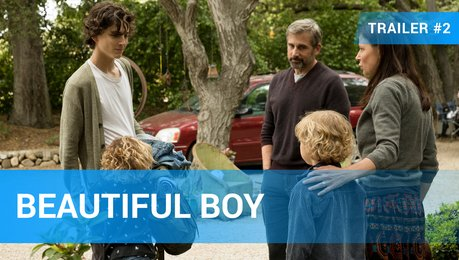Beautiful Boy - Trailer 2 Deutsch Poster