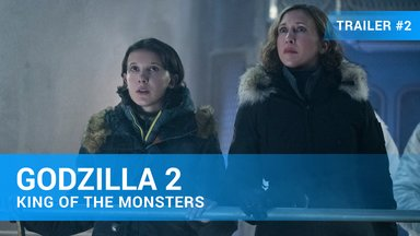 Godzilla 2: King of Monsters Trailer