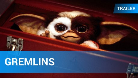 Gremlins - Kleine Monster (Vod-/BluRay-Trailer) Poster