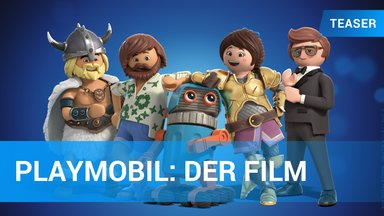 Playmobil - Der Film Trailer