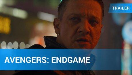 Avengers 4: Endgame Film (2019) · Trailer · Kritik ·