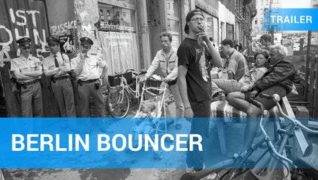 Berlin Bouncer - Trailer Deutsch Poster