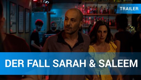 Der Fall Sarah & Saleem - Trailer Deutsch Poster