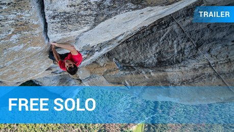Free Solo - Trailer Deutsch Poster