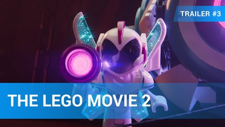 The Lego Movie 2 - Trailer 3 Deutsch Poster